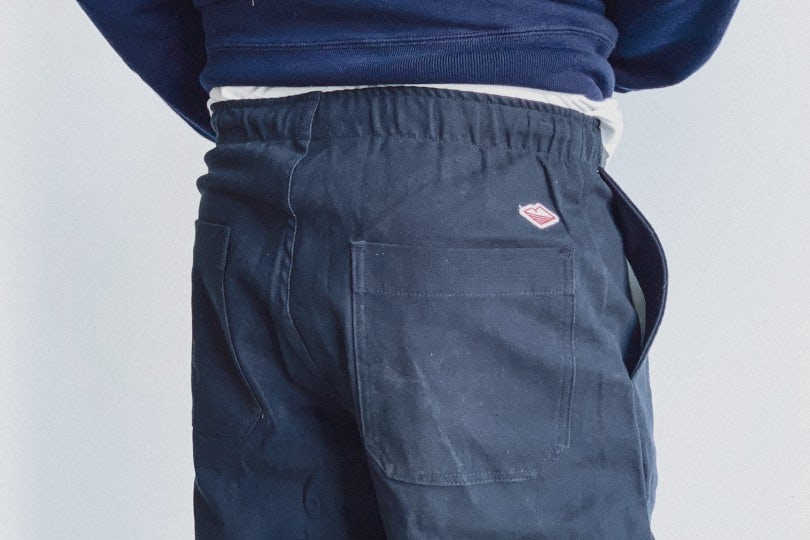 Battenwear Active Lazy Pants Black