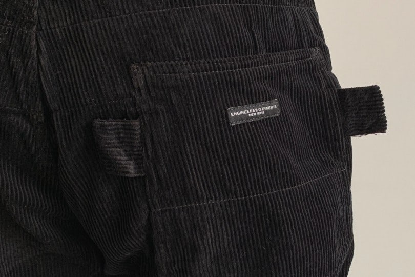 Engineered Garments Painter Pant Black 8W