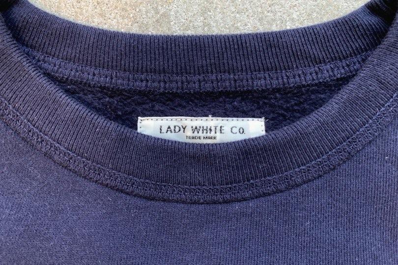Lady White Co. 44 Fleece Navy Sweatshirt