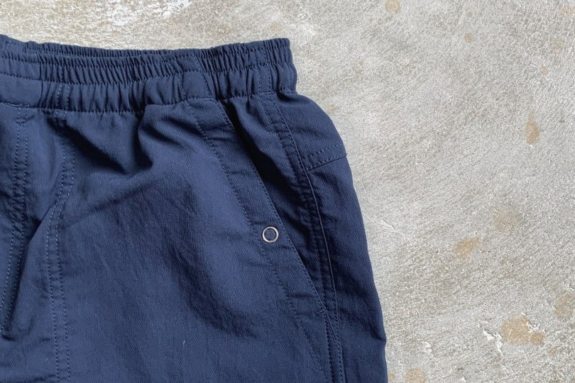 Nanamica Alphadry Easy Shorts Midnight Navy
