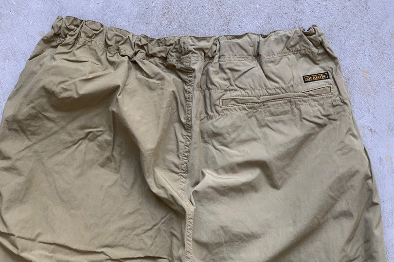 Orslow New Yorker Pants Golden Brown