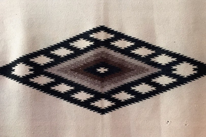Independence Vintage Goods 1930's North American Indian Serape Vintage