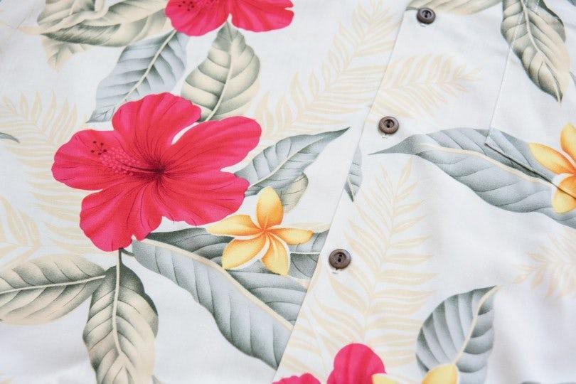 Two Palms Leilani Shirt Cream
