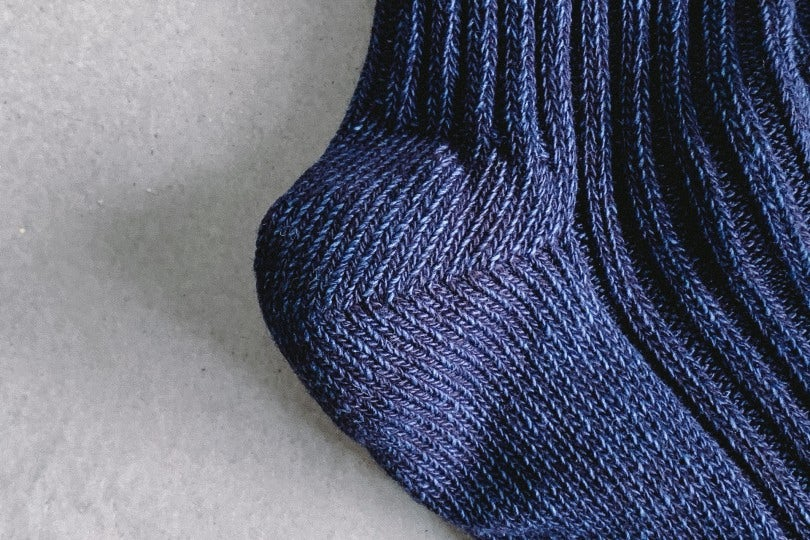 Lady White Co. LWC Sock Indigo