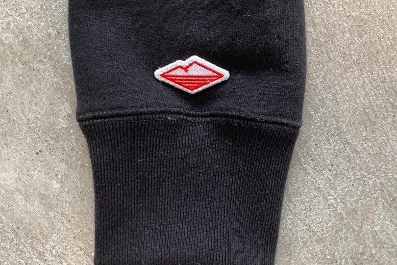Battenwear Reach Up Hoody Black