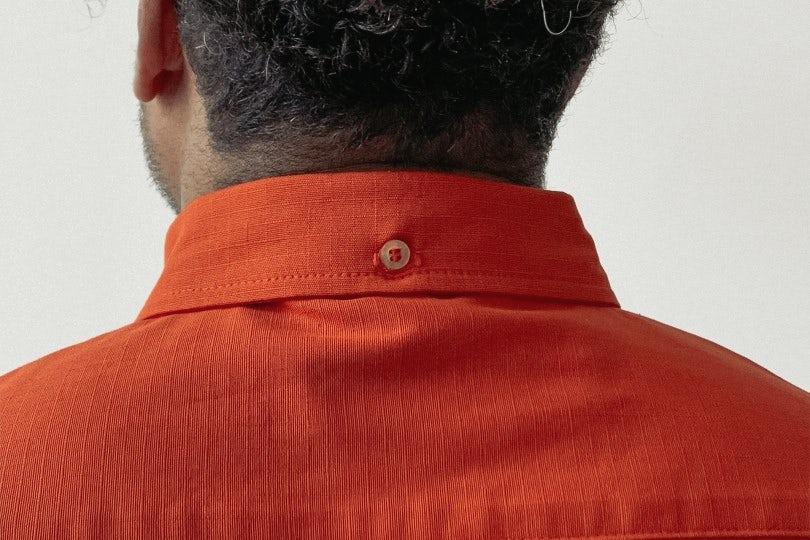 Whim Button Down Shirt Cone