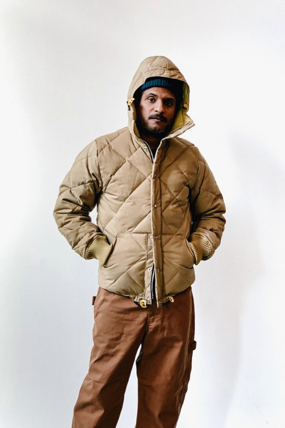 Crescent Down Works Expedition Guide Parka Tan/Khaki