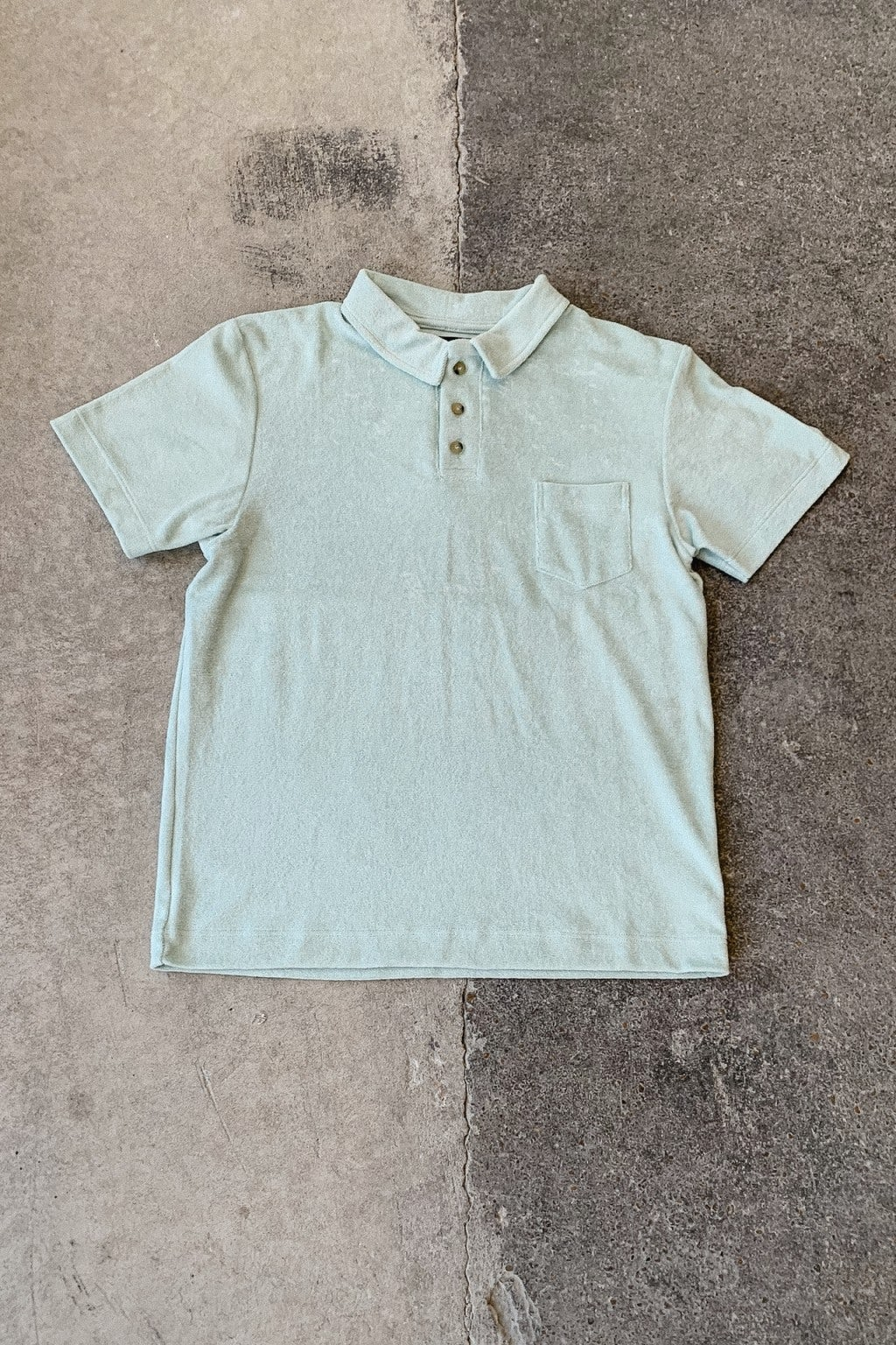 Howlin' Mr. Fantasy Shirt Soft Mint
