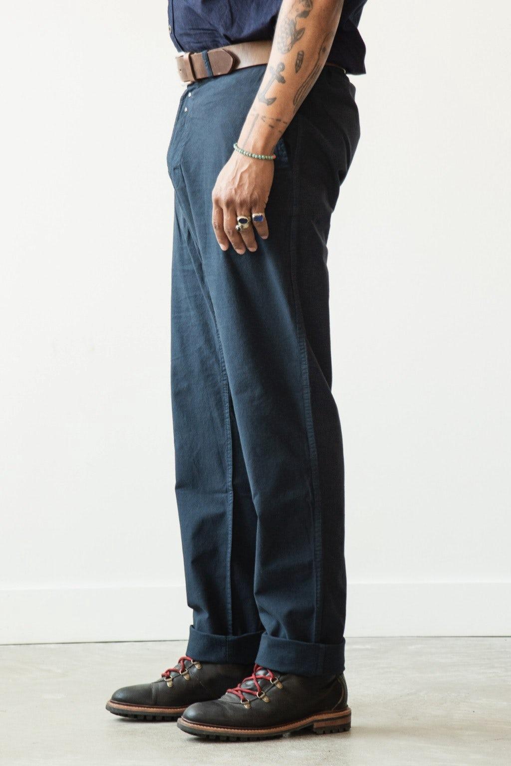 Vetra Trouser Navy