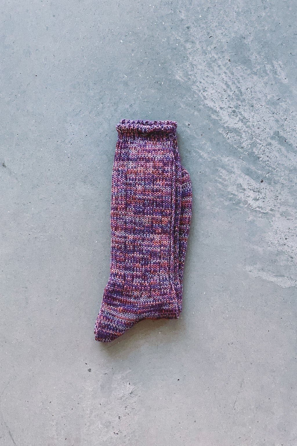 AnonymousIsm Crew Sock Multicolor