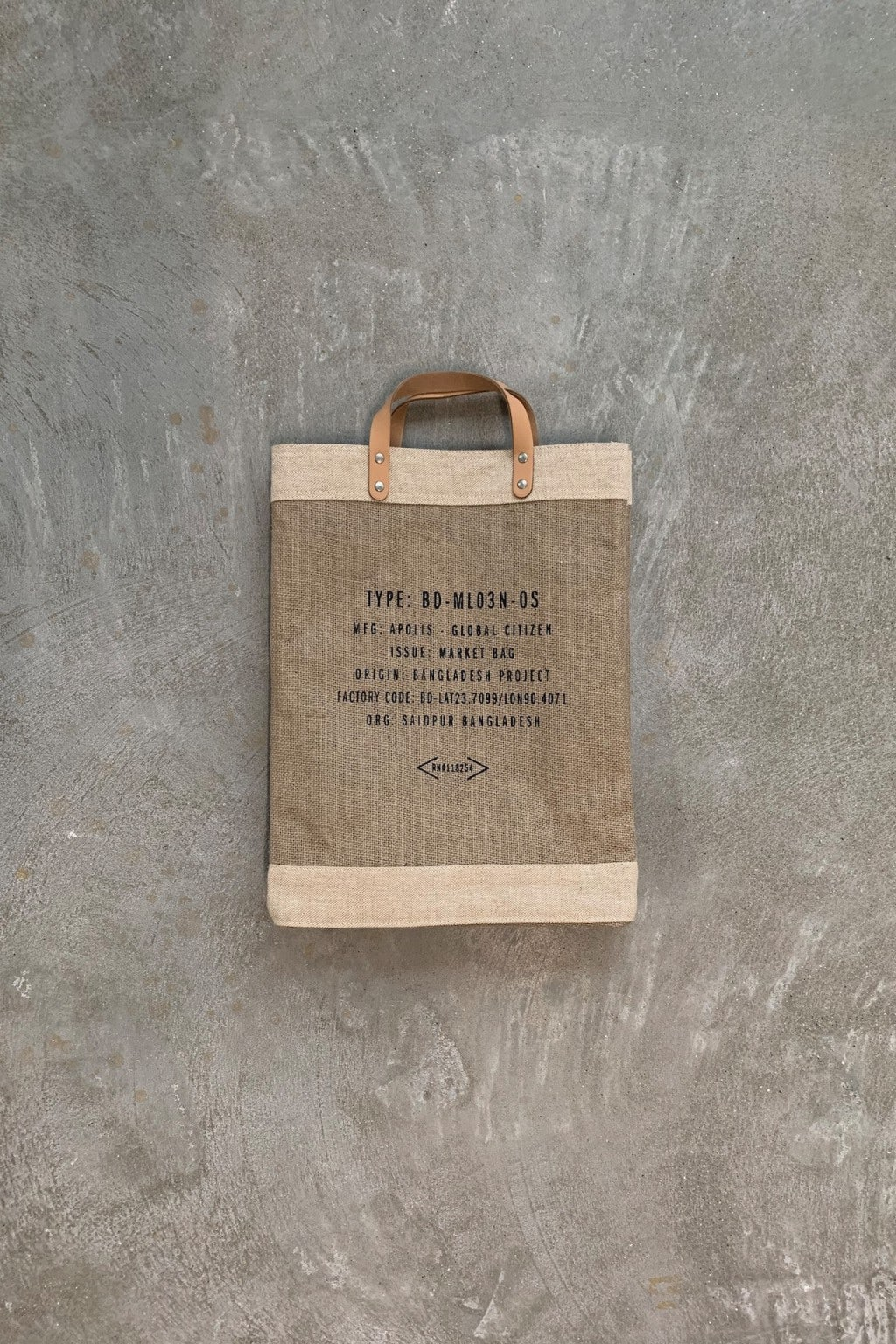 Apolis Apolis + Independence Market Bag Chicago Market Bag