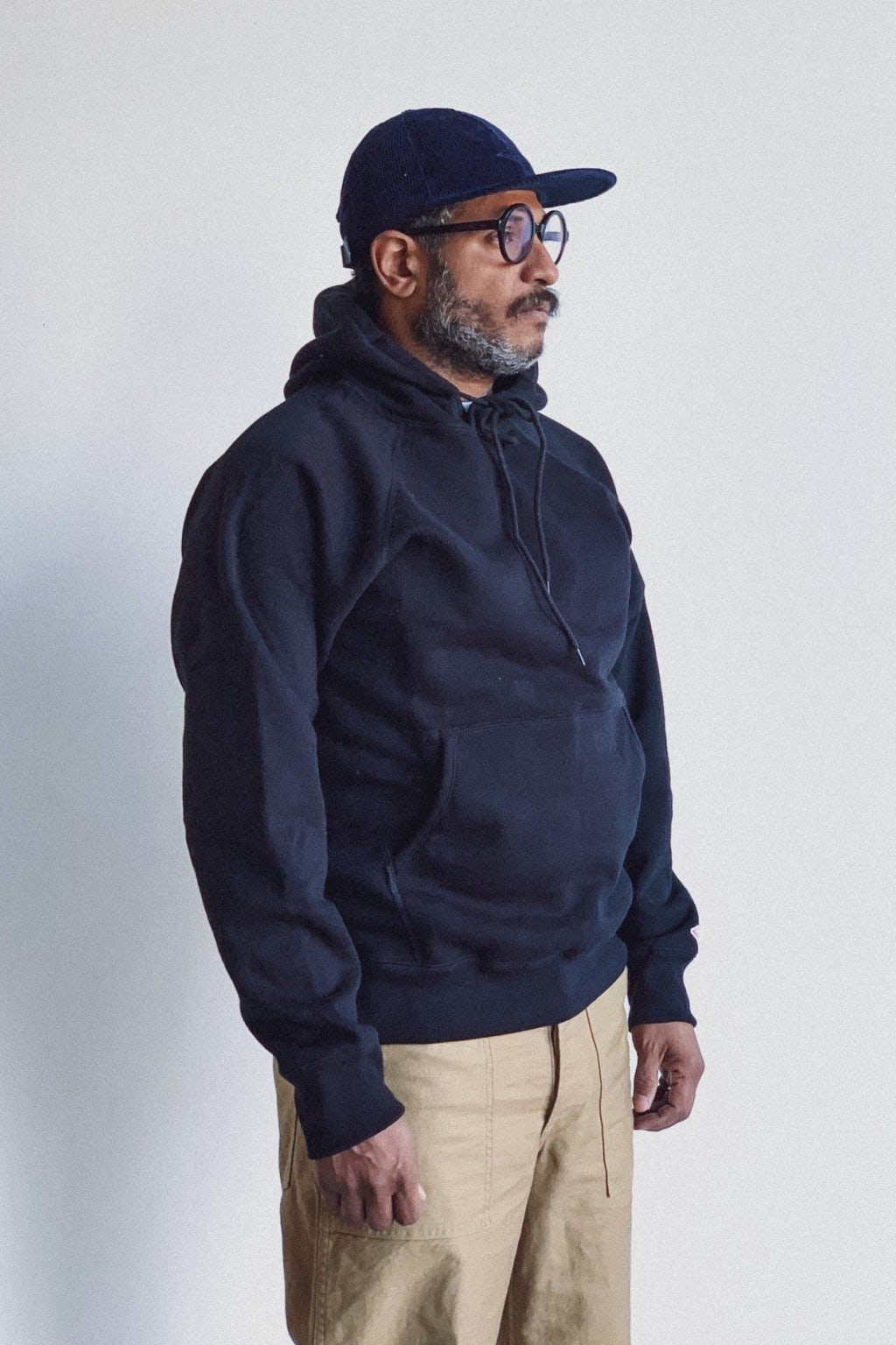 Battenwear Reach Up Hoody Black