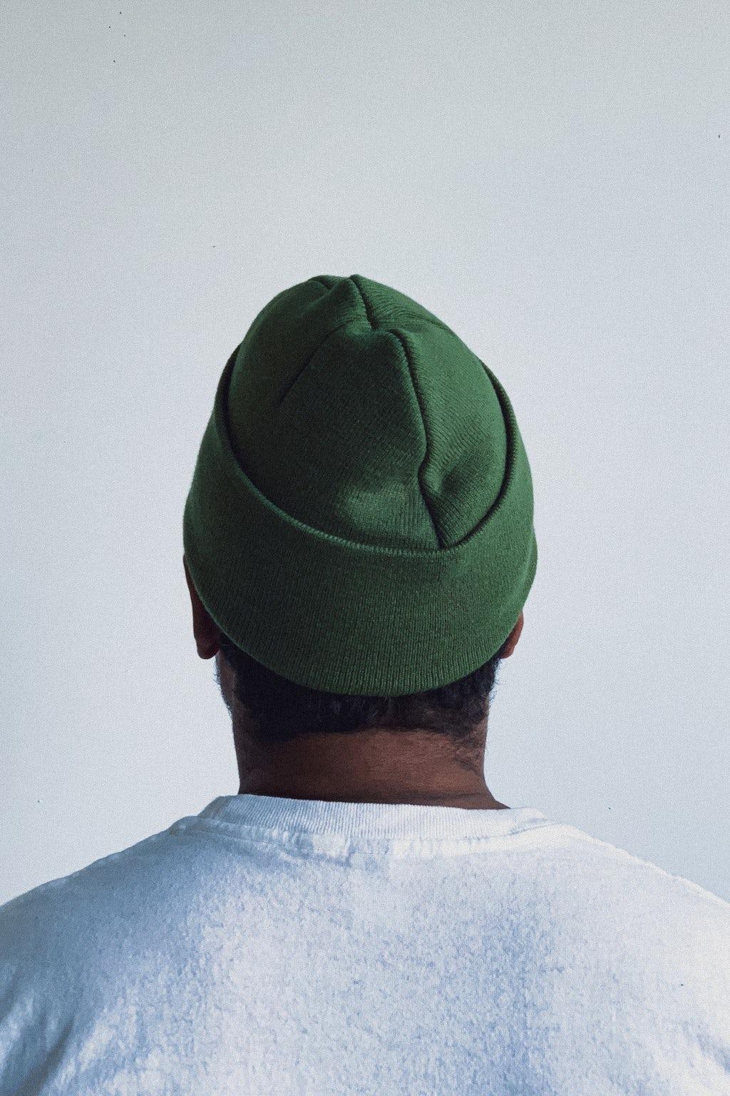 Battenwear Watch Cap Army Green