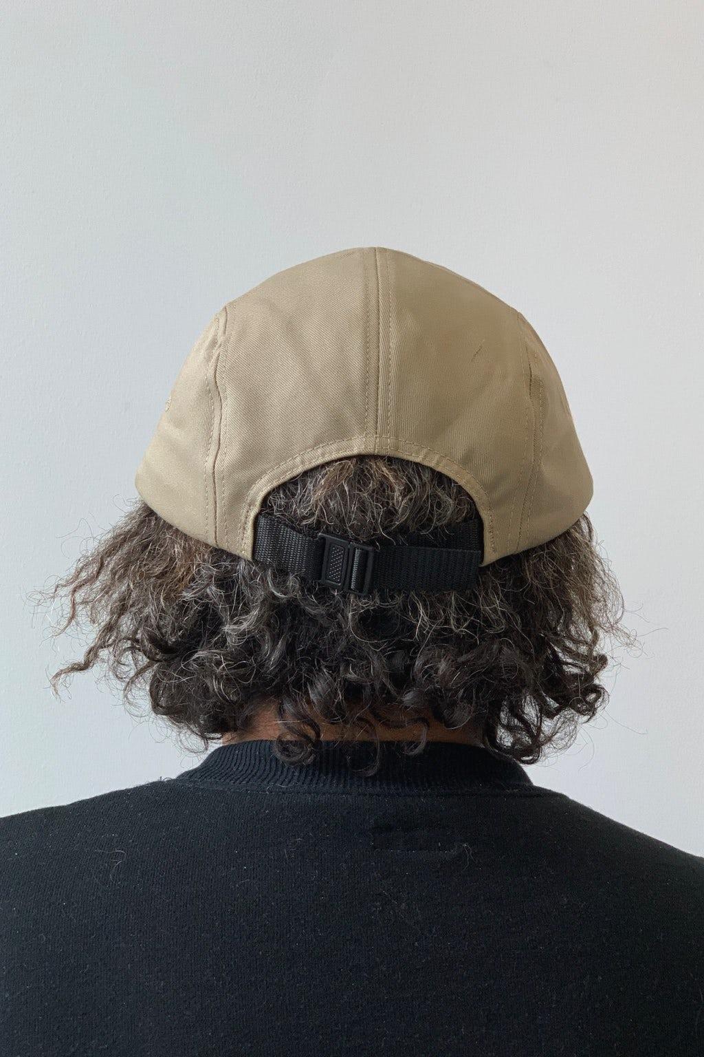 Battenwear Travel Cap  Khaki