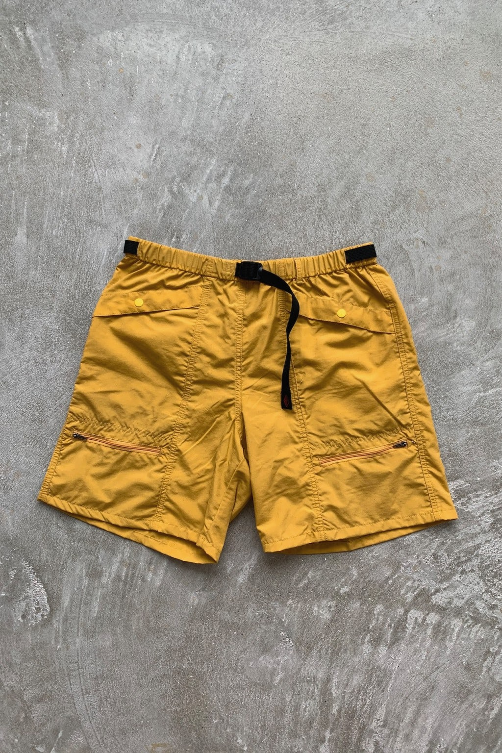 Battenwear Camp Shorts Mustard