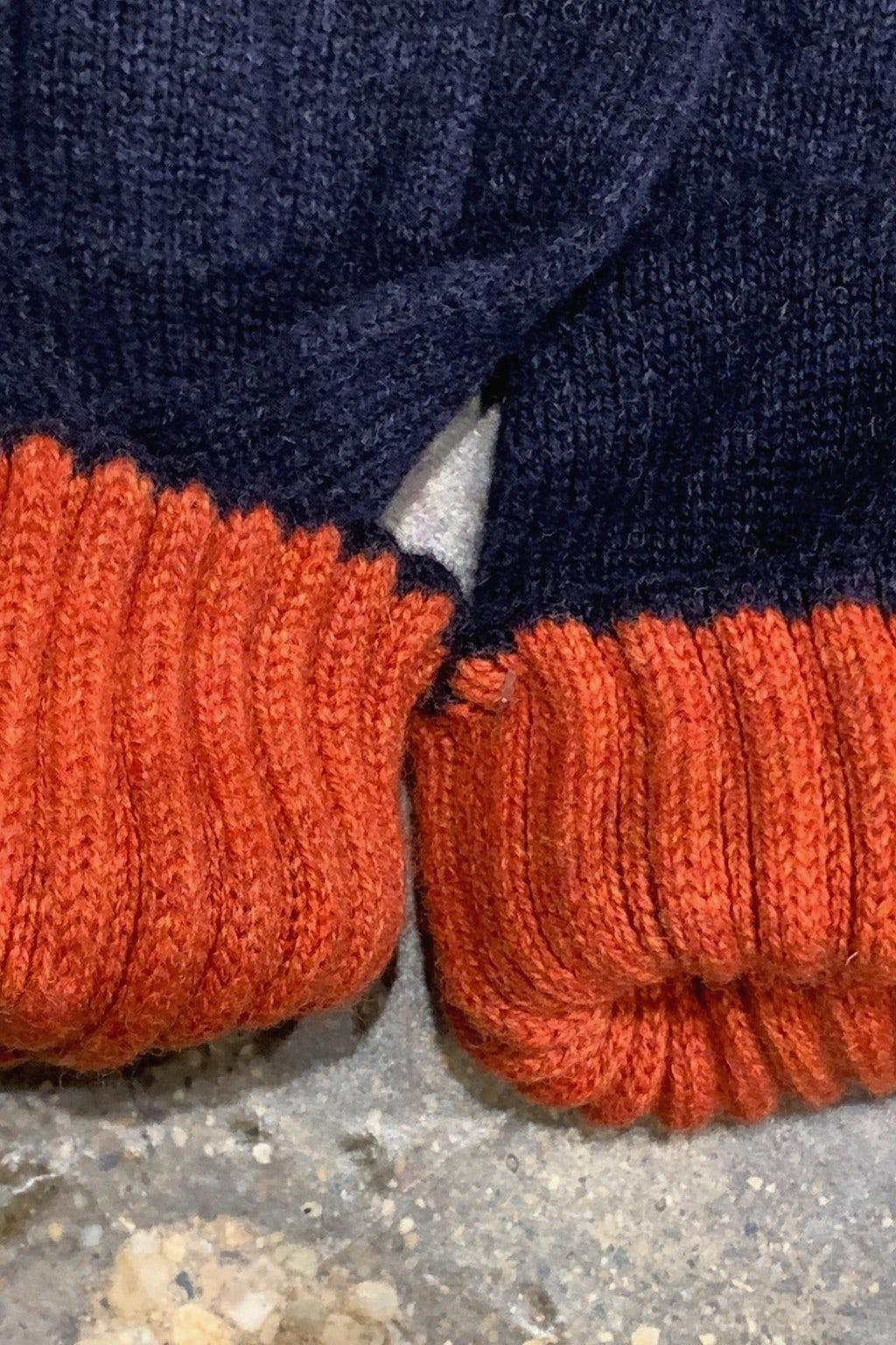 Drake's Gloves Classic Lamb Glove Navy