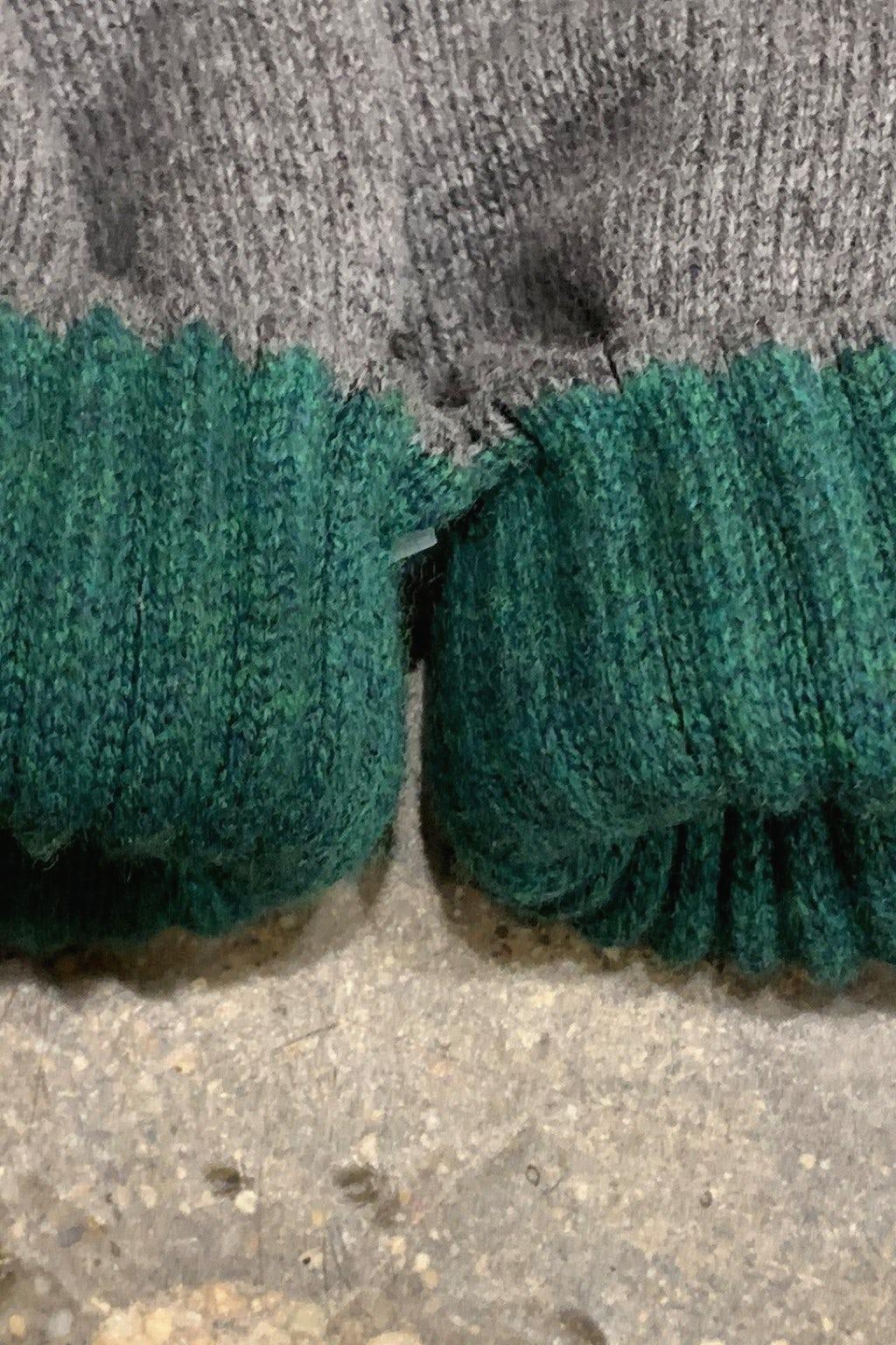 Drake's Gloves Classic Lamb Glove Grey