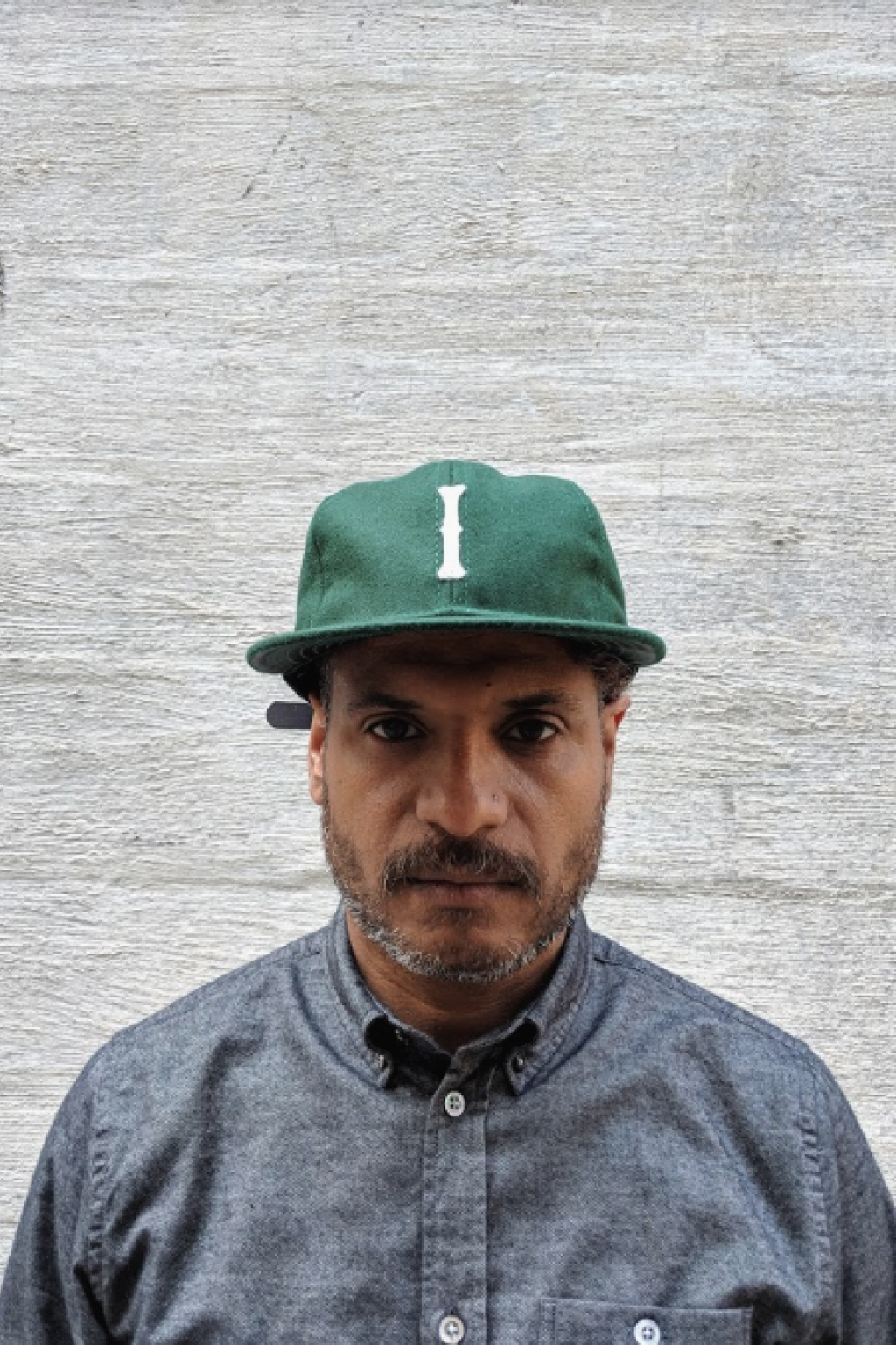 Ebbets Field Flannels Independence Hat Green Wool