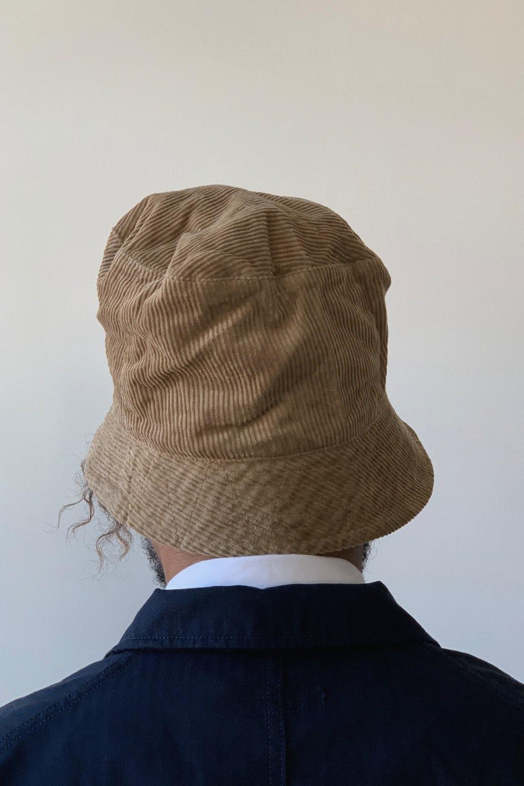 Engineered Garments Bucket Hat  Khaki 8W Corduroy