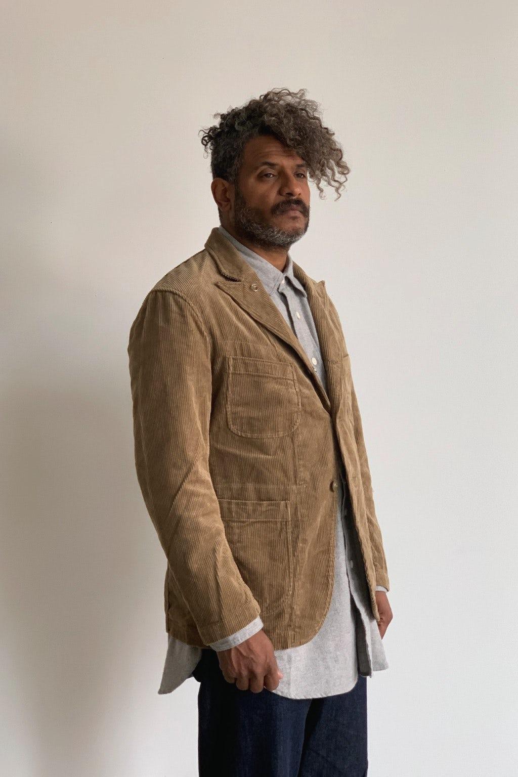 Engineered Garments Bedford Jacket Khaki 8W
