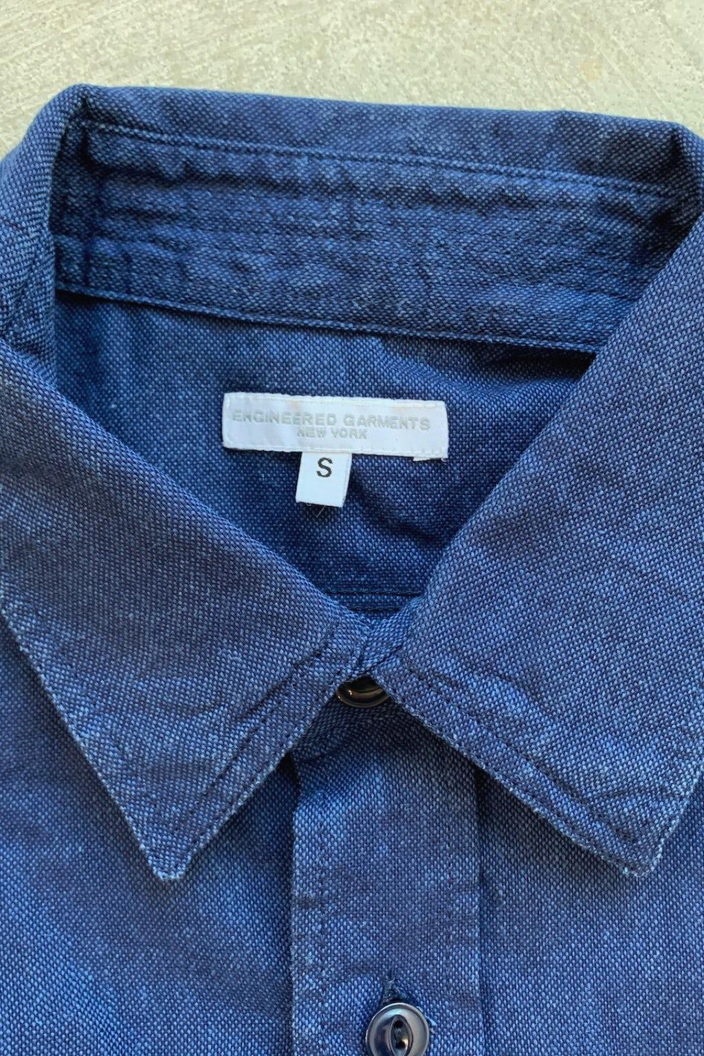 Engineered Garments Work Shirt Navy
