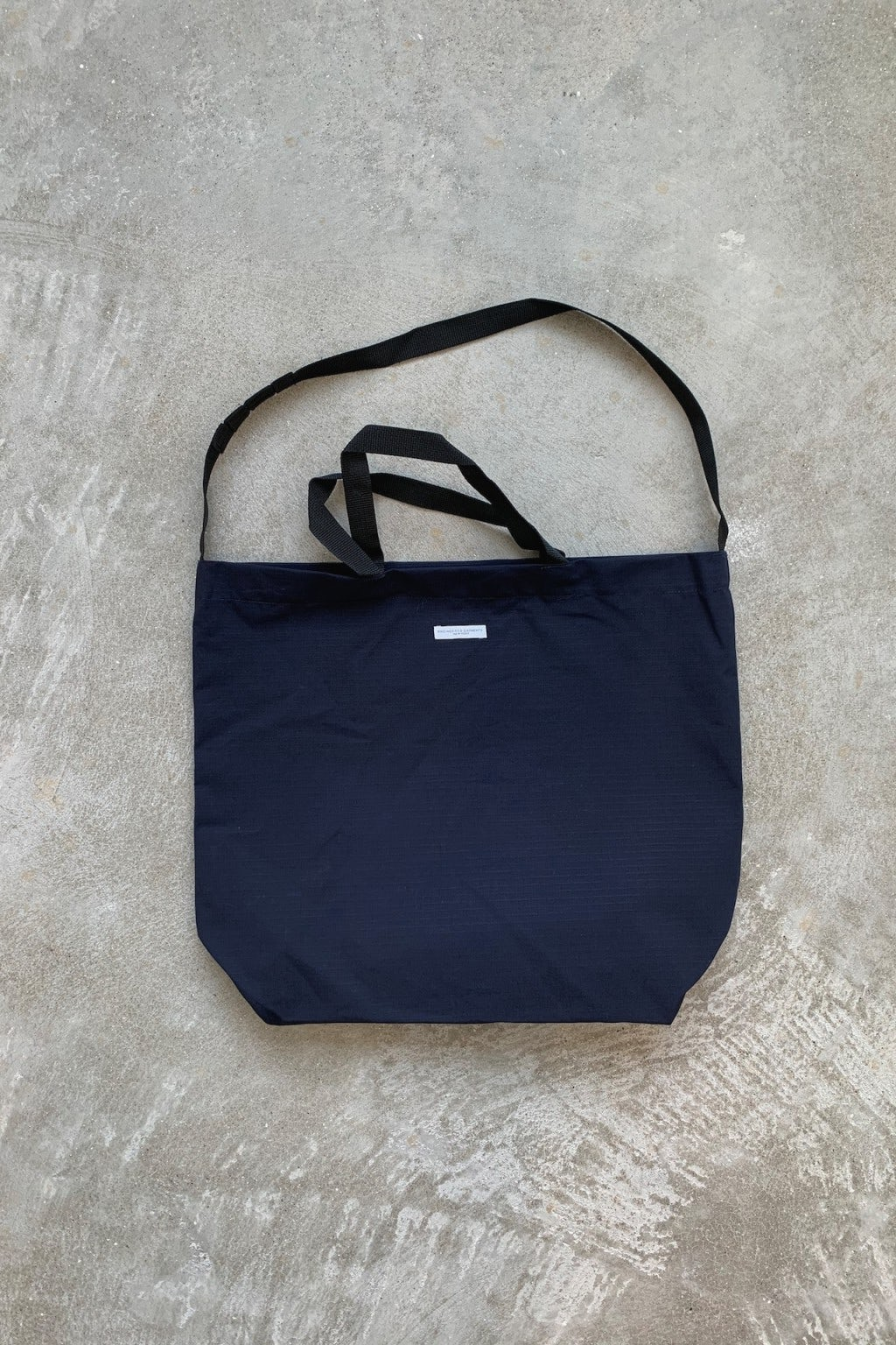 Engineered Garments Carry All Tote Navy