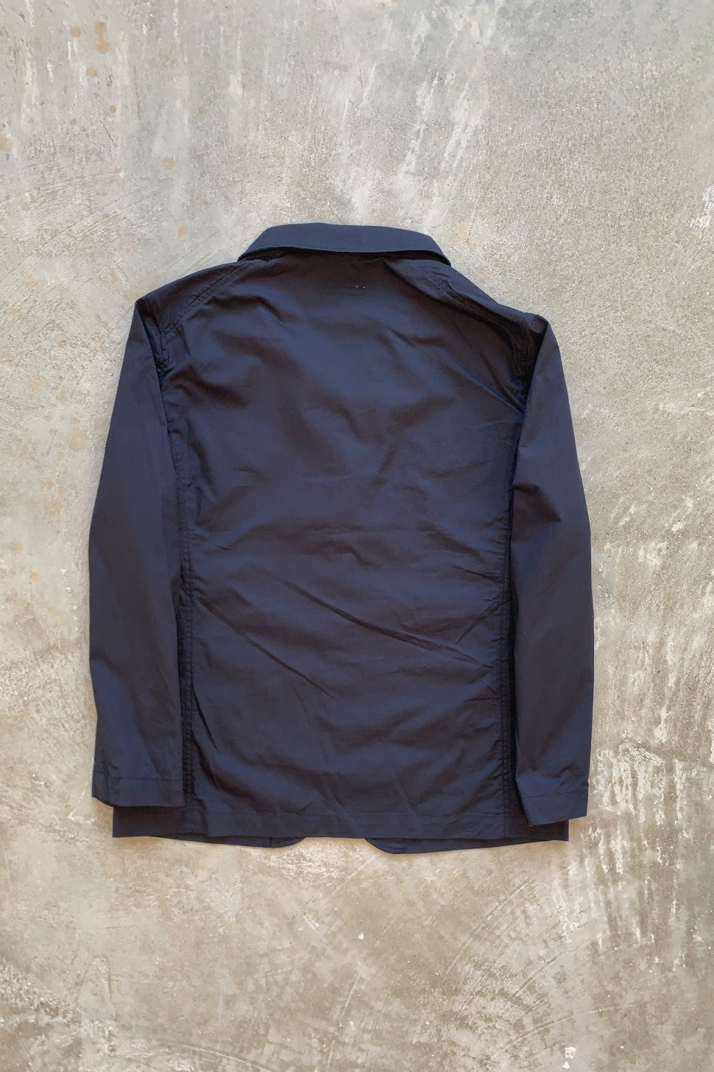 Engineered Garments New Bedford Dark Navy Highcount Twill