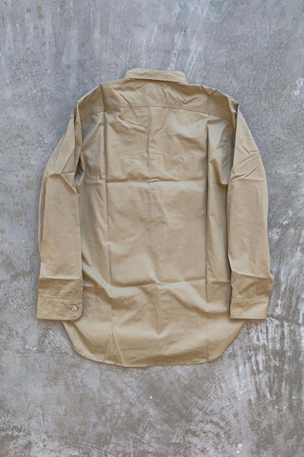 Engineered Garments Work Shirt Khaki