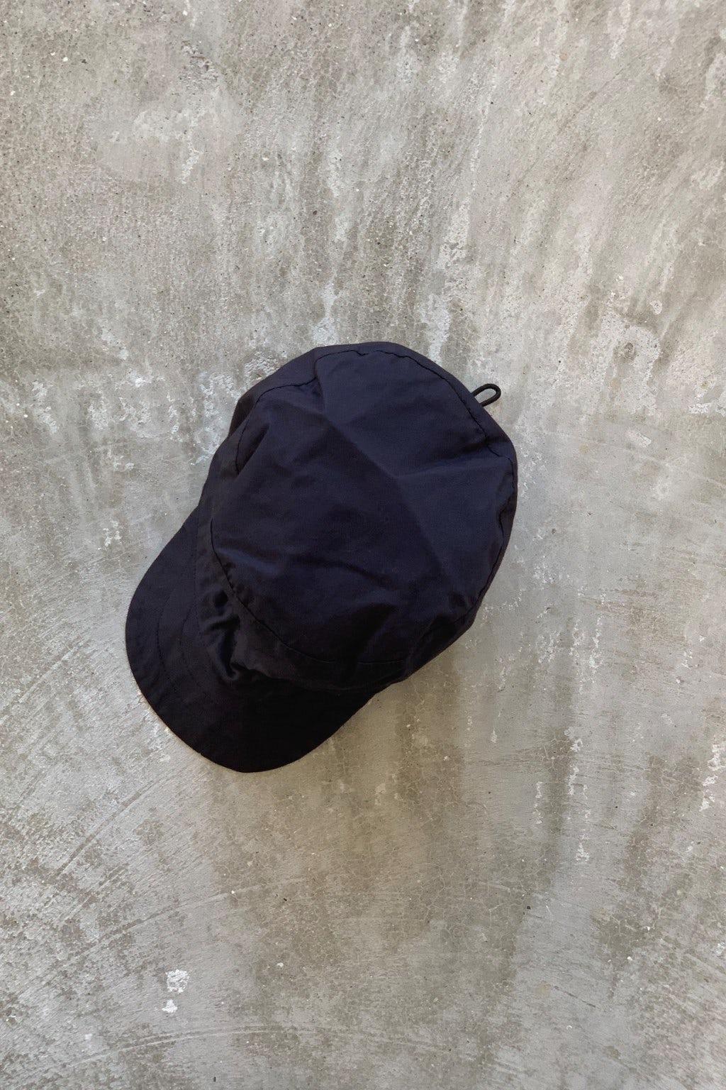 Engineered Garments FM Cap Dark Navy