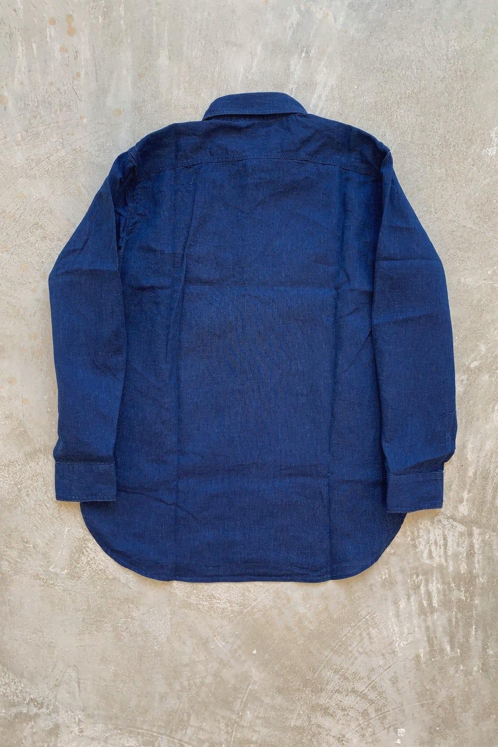 Engineered Garments Classic Shirt Navy
