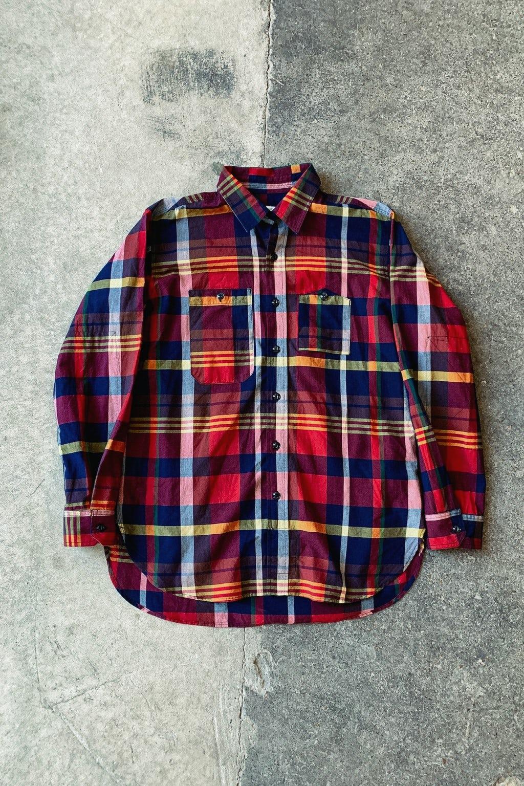 Engineered Garments Work Shirt  Work Shirt