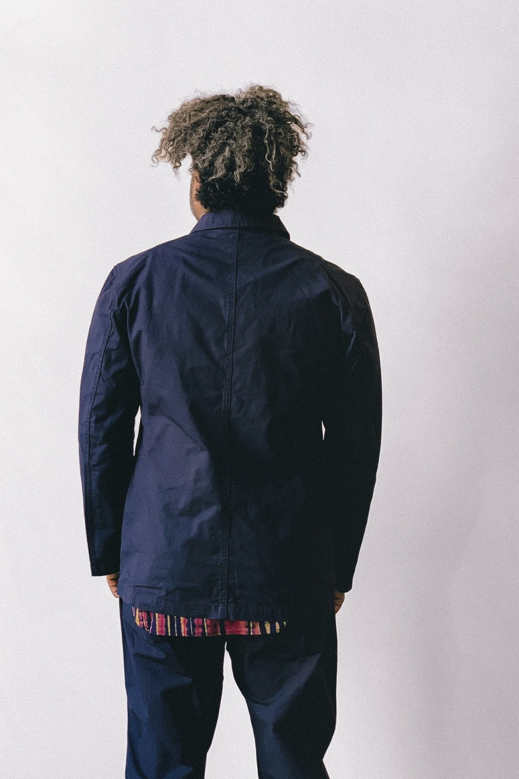 Engineered Garments Fatigue Pant Dark Navy Cotton Ripstop