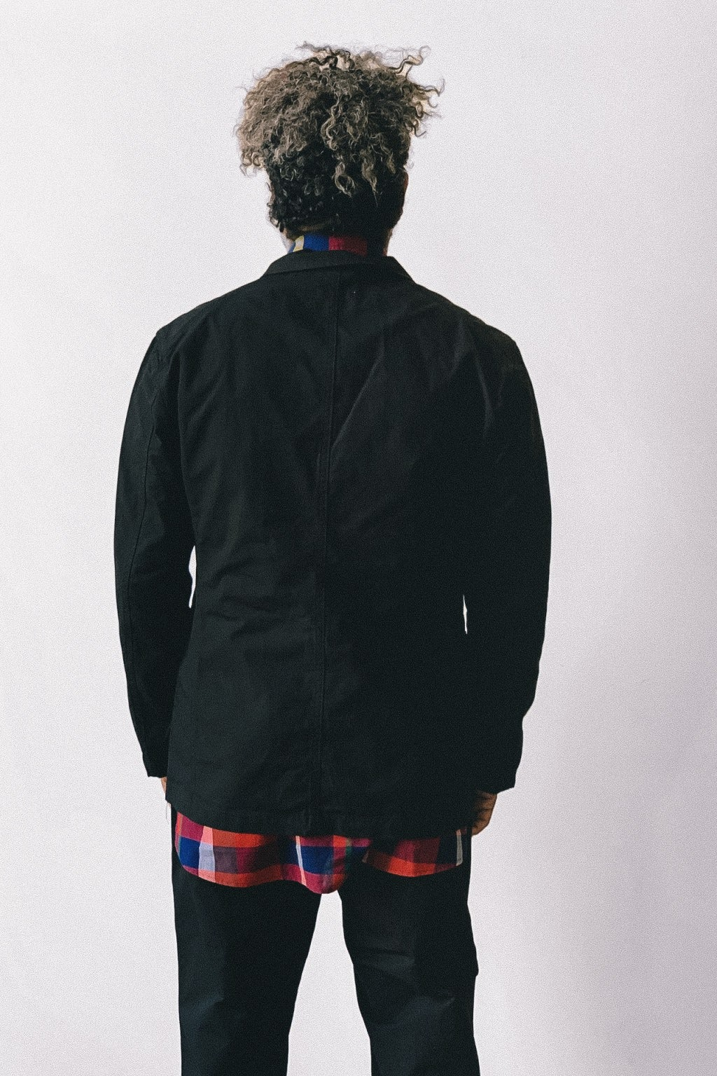 Engineered Garments Fatigue Pants Black Cotton Ripstop