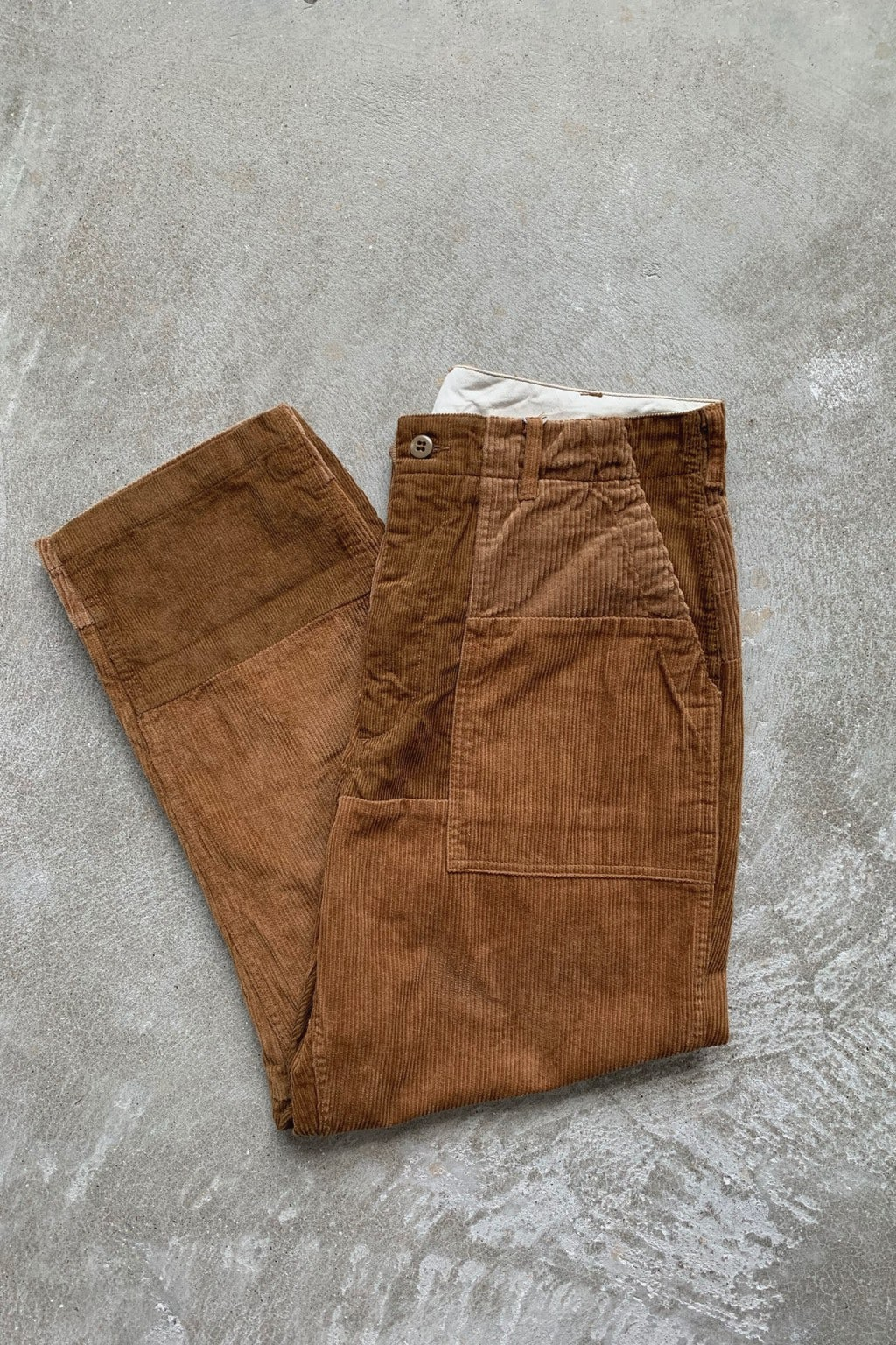 Engineered Garments Fatigue Pant Chestnut 8W
