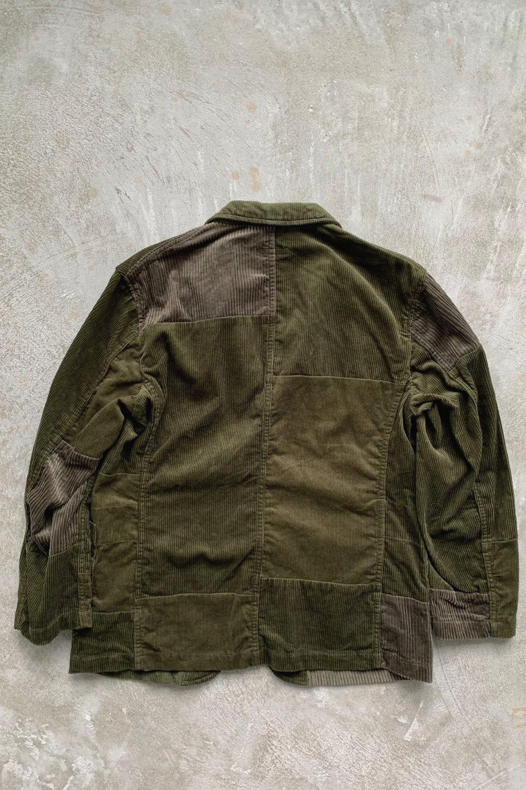 Engineered Garments Bedford Jacket Olive 8W