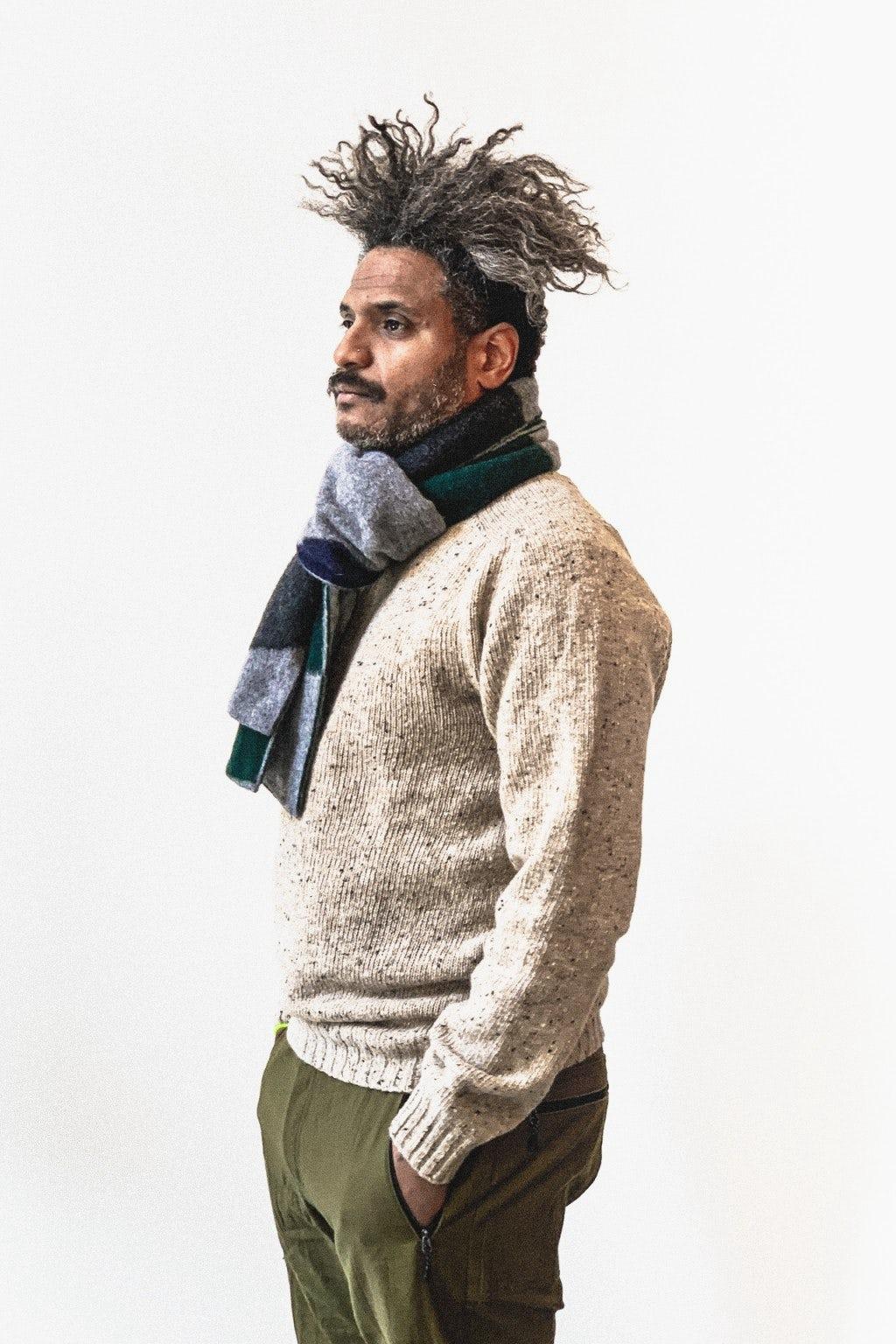 Howlin' Terry Sweater Beige