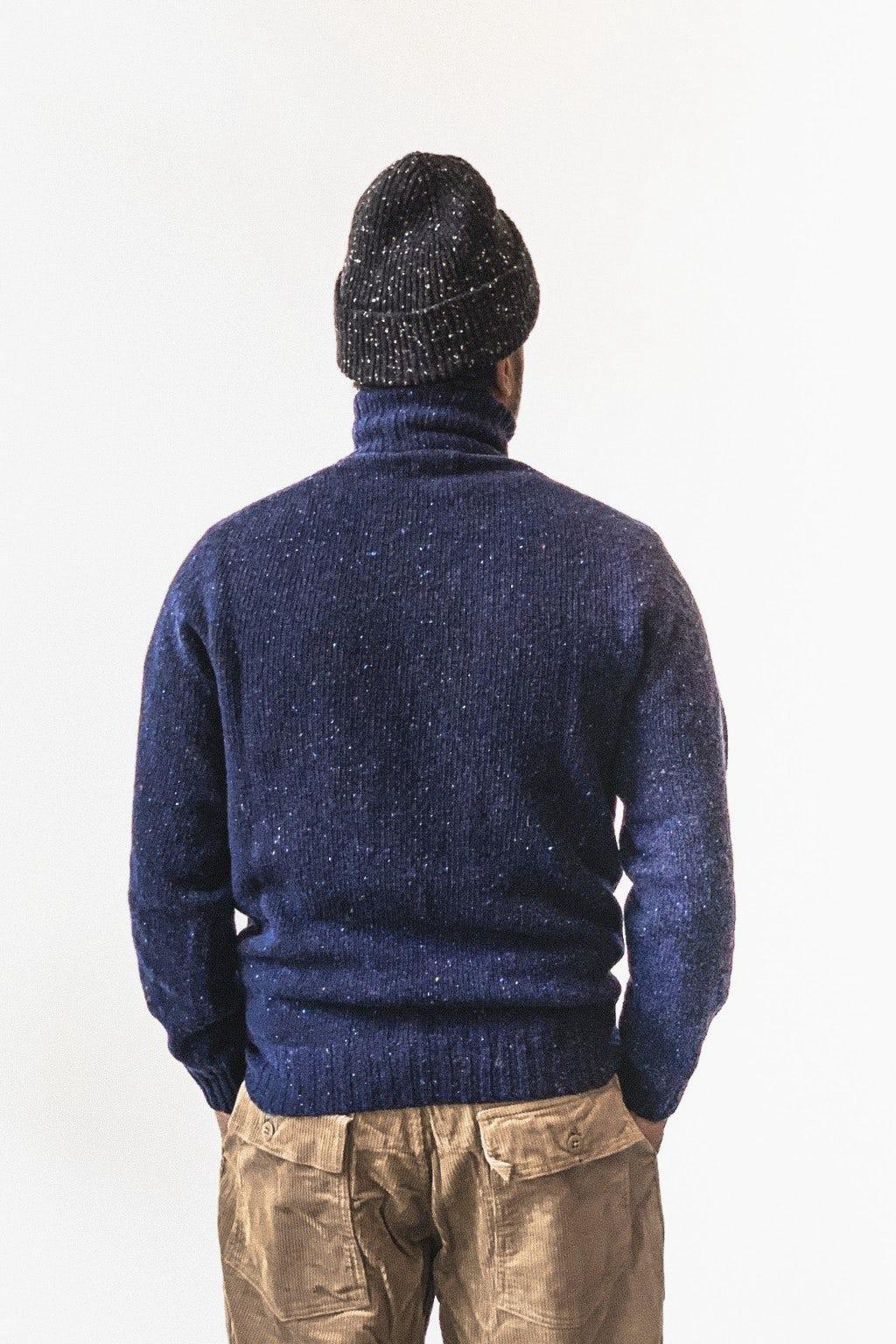 Howlin' Moonchild Sweater Navy