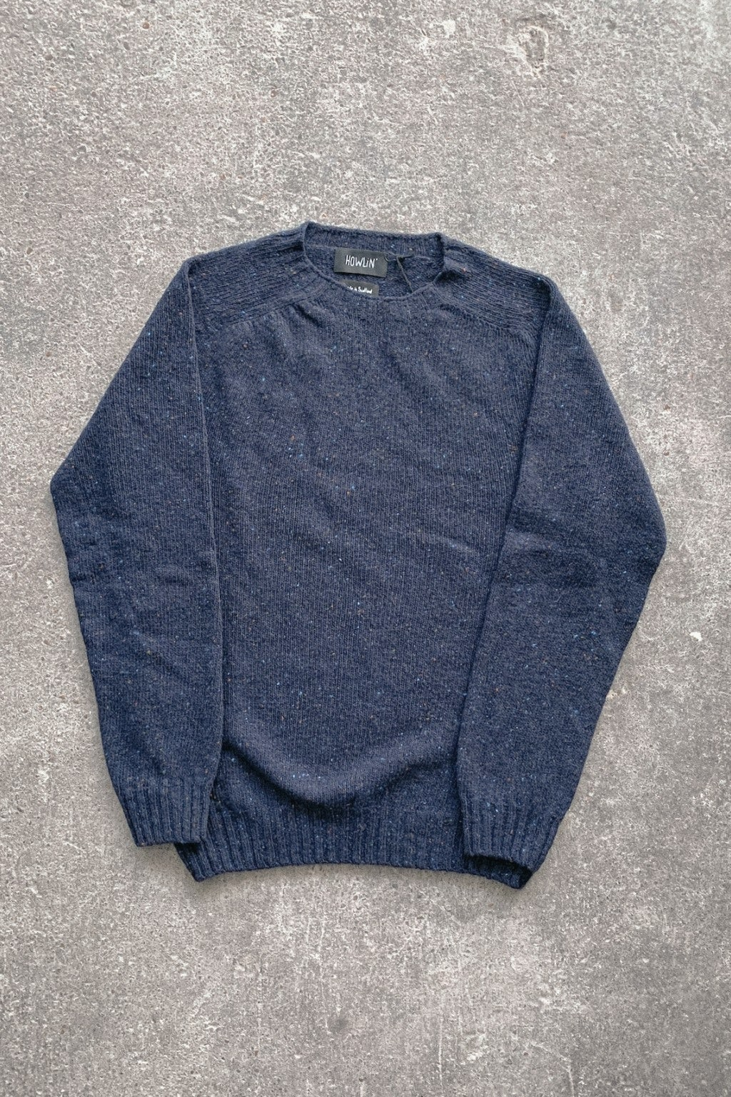 Howlin' Terry Sweater Navy