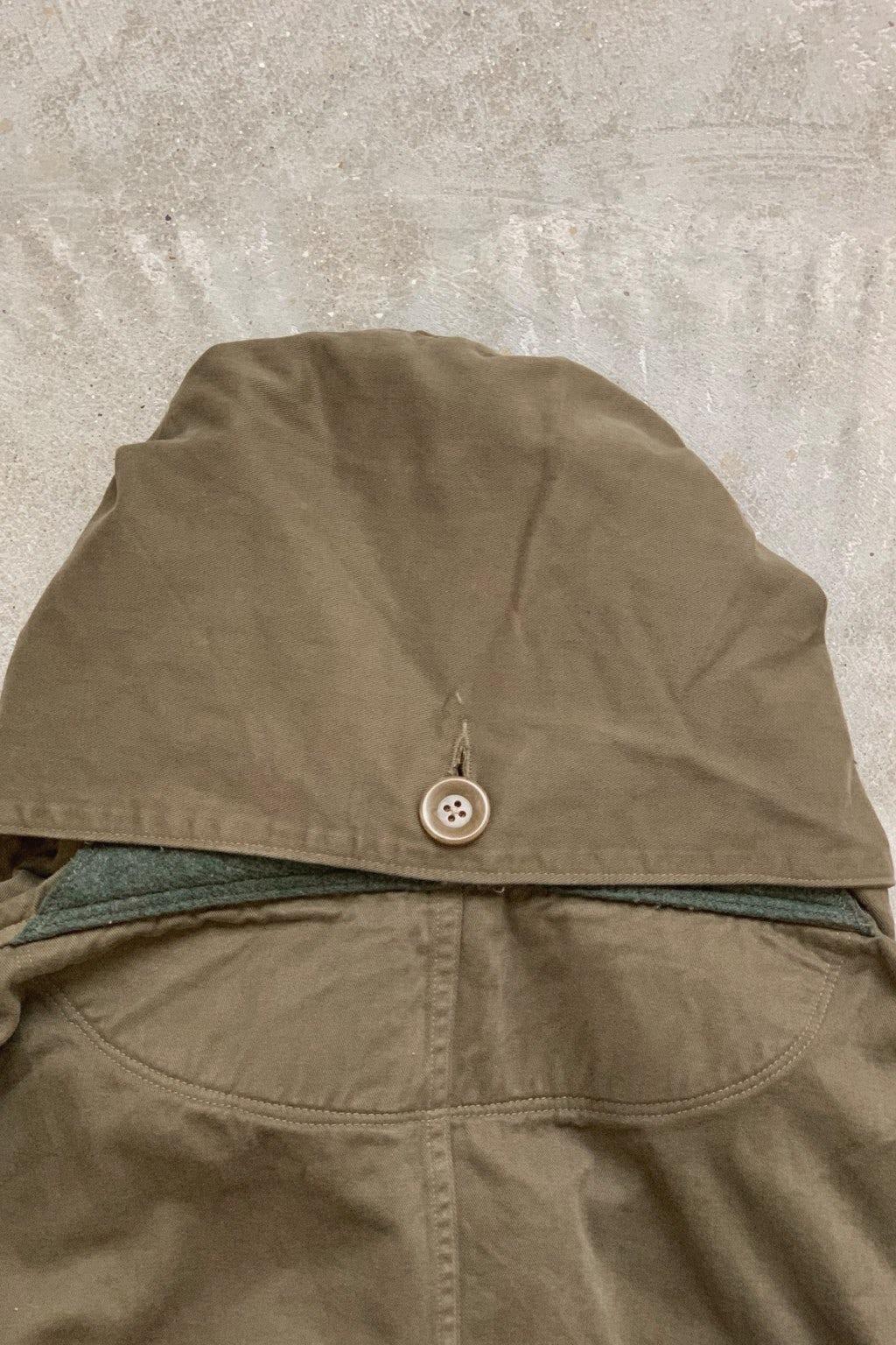 Kapital Katsuragi Cotton Ring Coat  Khaki