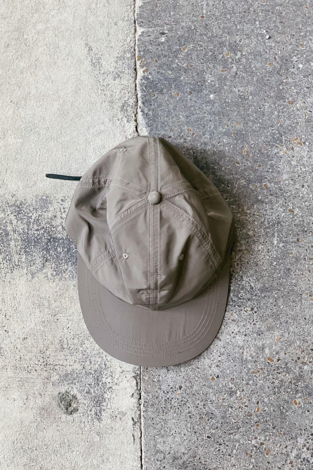 Lady White Co. Lightweight Baseball Cap Cement