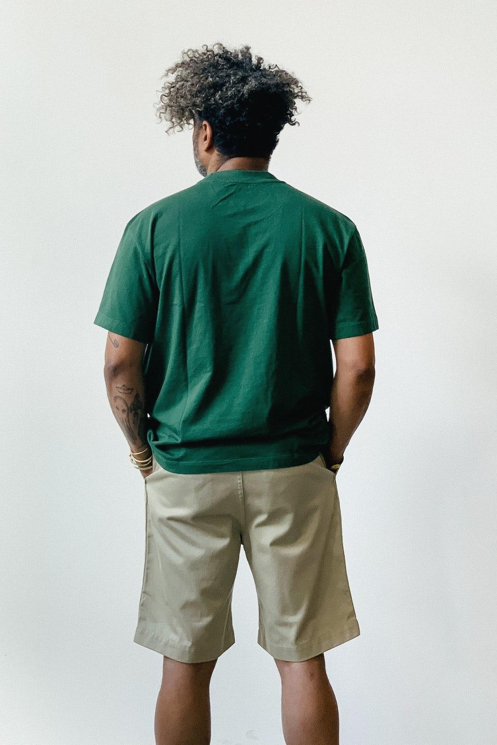 Lady White Co. Athens T-Shirt Athos Green