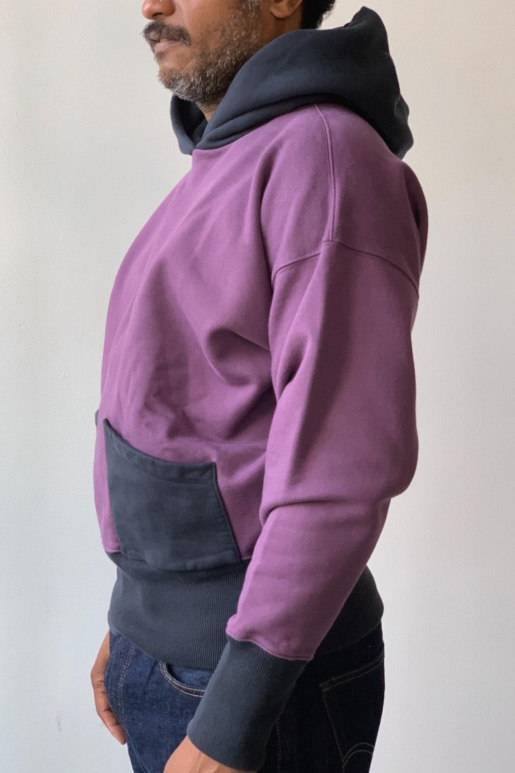 Levi's 1950's Hoodie Purple & Black