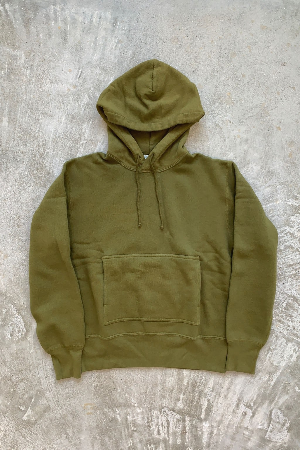 Lady White Co. Hoodie Fern Green Hooded Sweatshirt