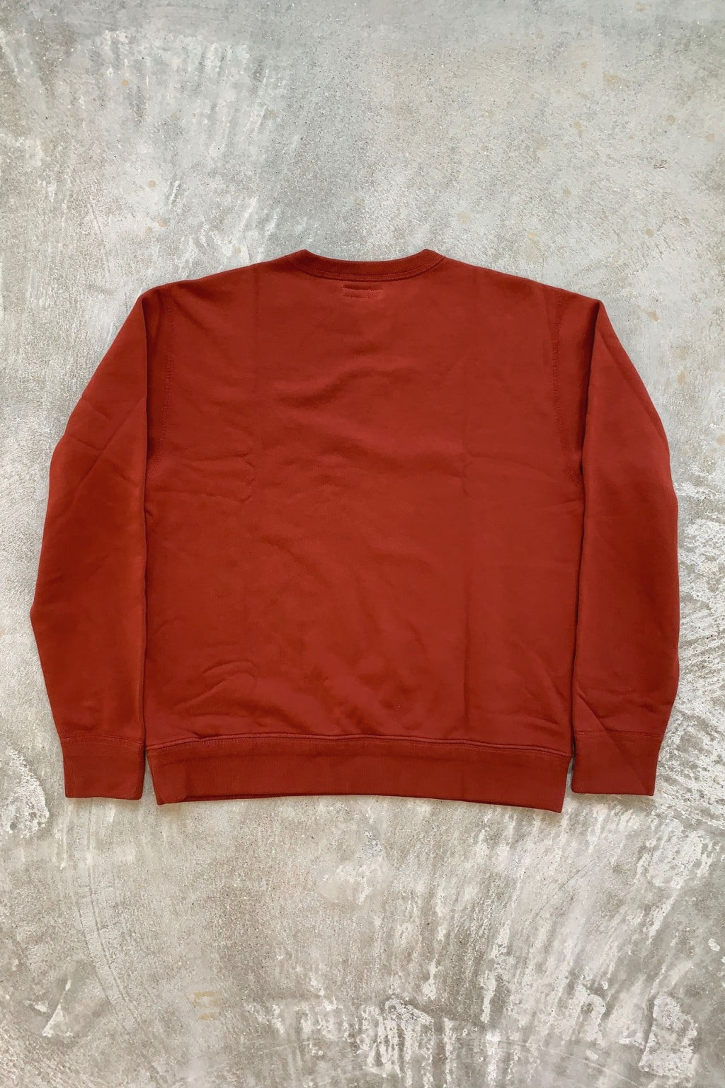 Lady White Co. 44 Fleece Red Ochre Sweatshirt