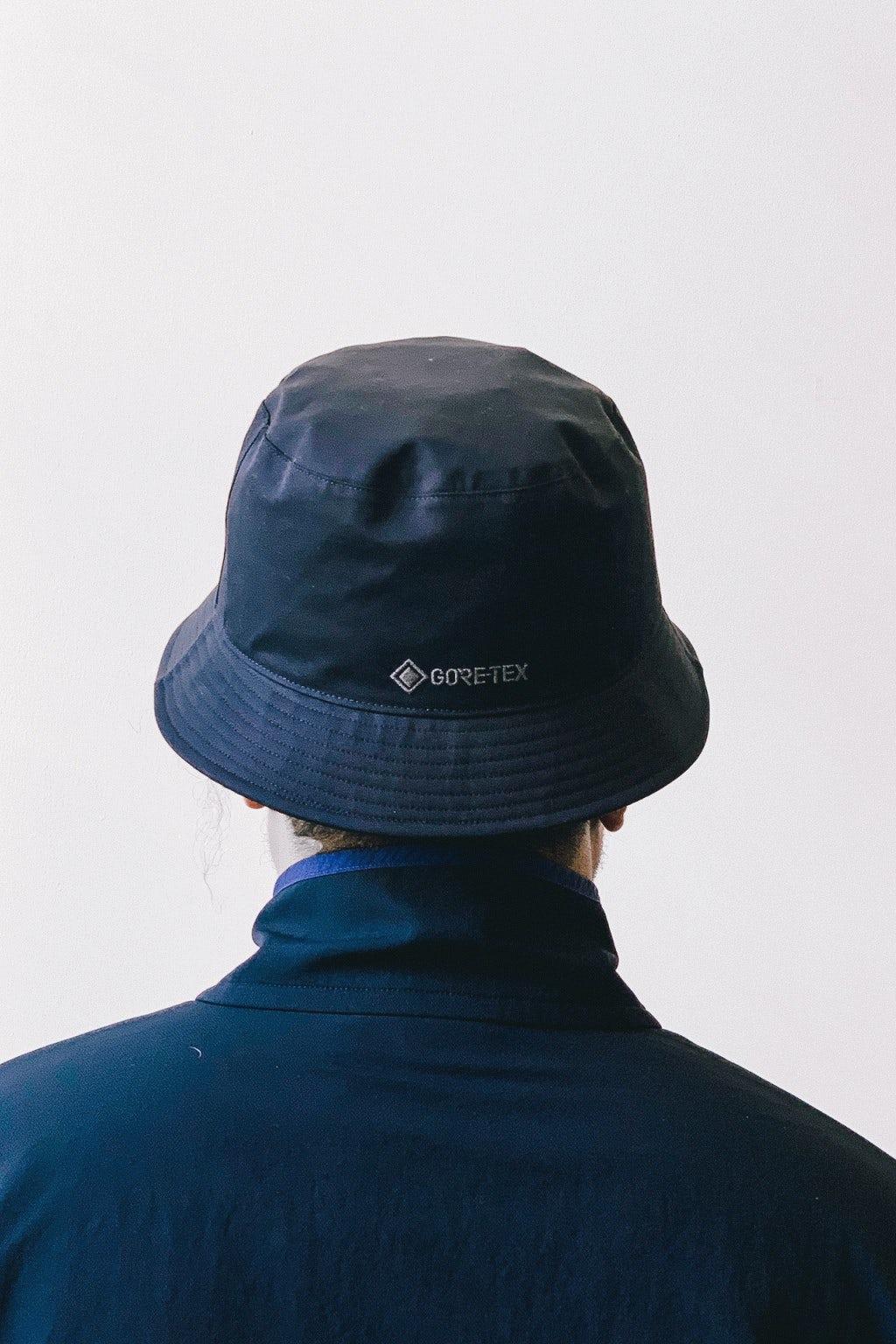 Nanamica GORE-TEX Hat Dark Navy