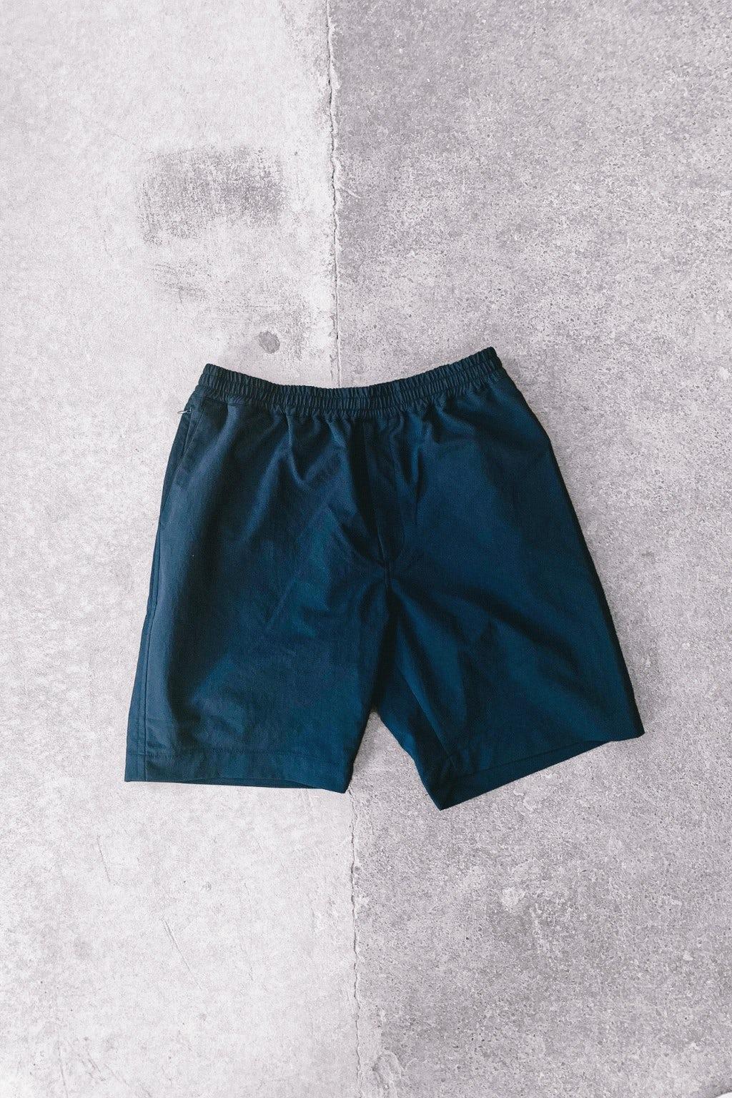 Nanamica Alpha Dry Easy Shorts Dark Navy
