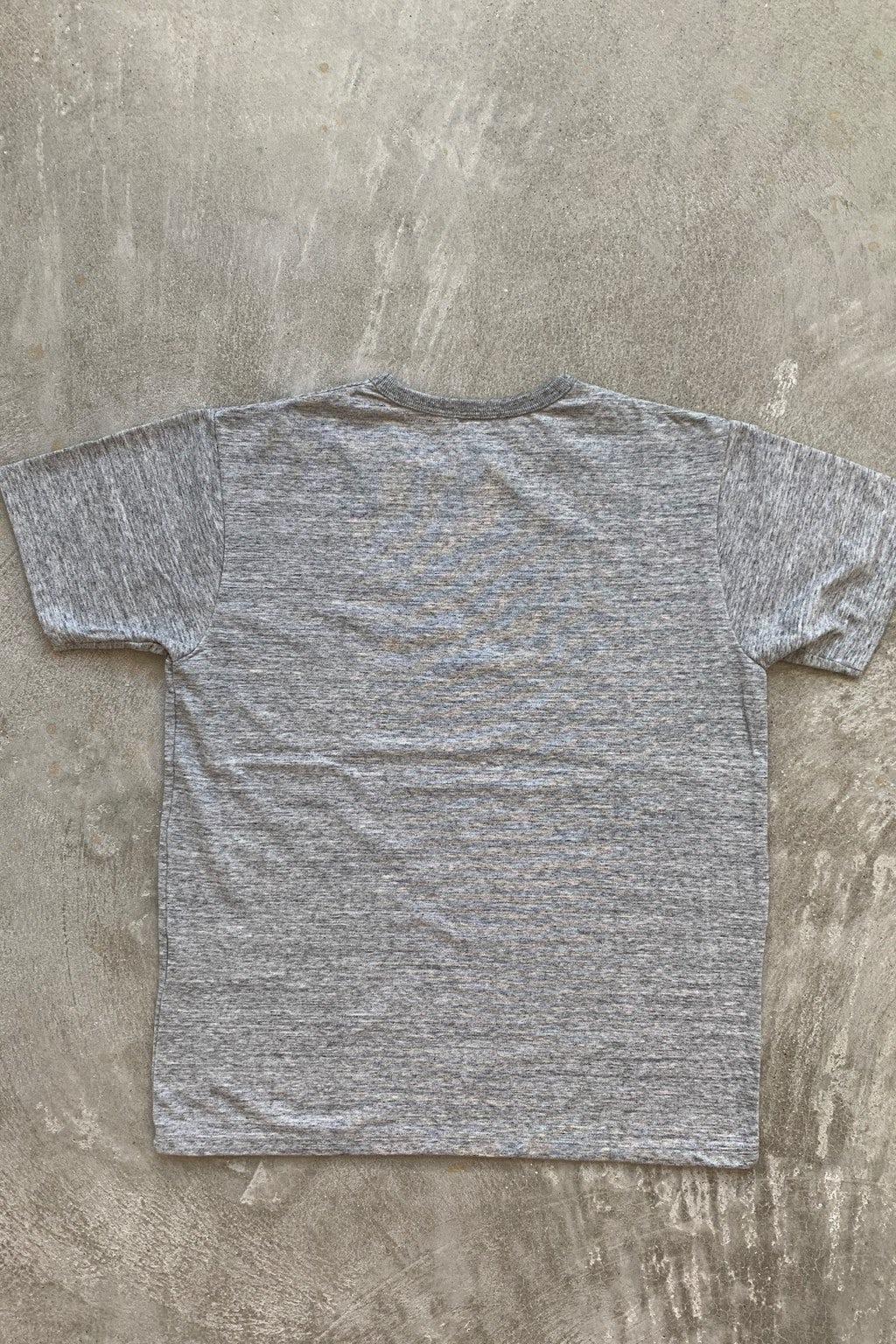 Nanamica Coolmax Jersey Tee Gray