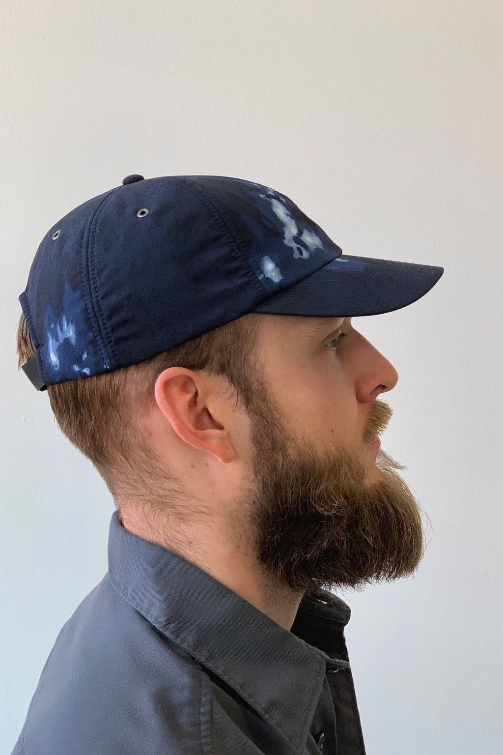 Nanamica ALPHADRY Hat Navy