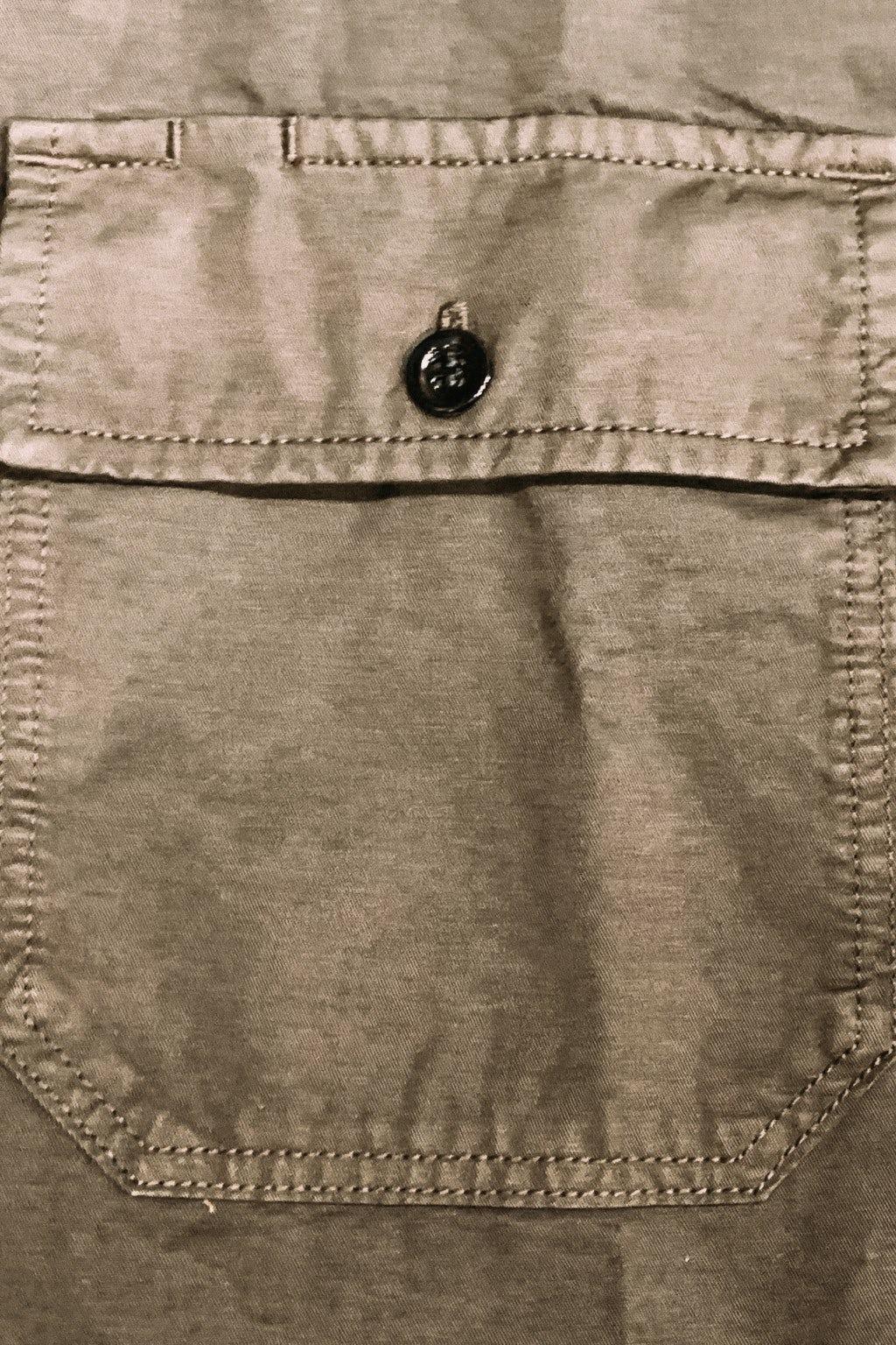 Norse Projects Shirt Villads Light Twill Shirt Beech Green