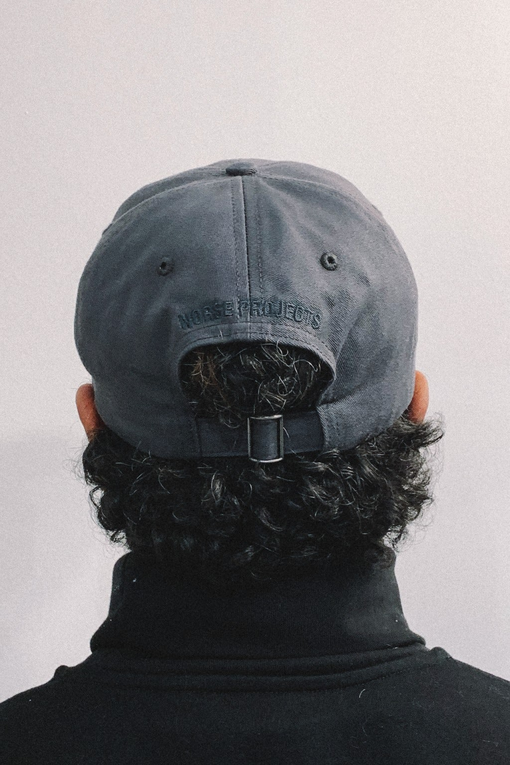 Norse Projects Hat Twill Sports Cap Magnet Grey